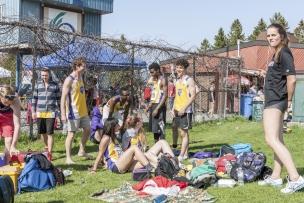 Canada, Ontario, Ottawa, 11 May 2016Riverside Park.Canada, Ontario, Ottawa, 11 mai 2016Riverside Park.Rip Hopkins / Agence VU / Ambassade de France au Canada