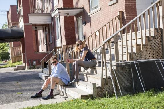 Canada, Ontario, Ottawa, 13 May 2016Nelson Street.Canada, Ontario, Ottawa, 13 mai 2016Nelson Street.Rip Hopkins / Agence VU / Ambassade de France au Canada