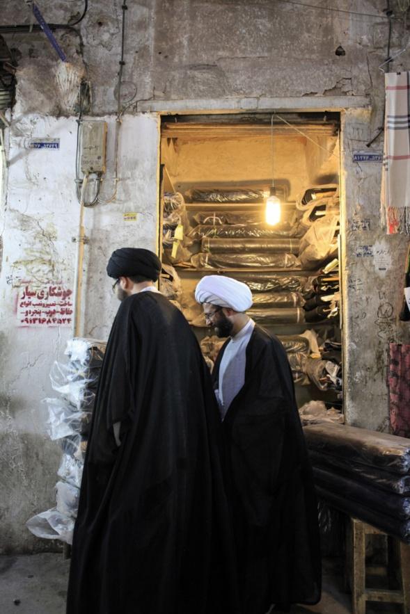 Iran, Isfahan, July 2015 - Bazaar.