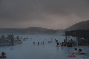 Iceland, Grindavík, 15 December 2018Blue lagun. Islande, Grindavík, 15 décembre 2018Lagon Bleu. Franck Ferville / Agence VU