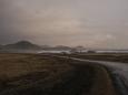 Iceland, 15 December 2018Road 427. Islande, 15 décembre 2018Route 427. Franck Ferville / Agence VU
