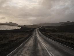 Iceland, 15 December 2018Road 42. Islande, 15 décembre 2018Route 42. Franck Ferville / Agence VU