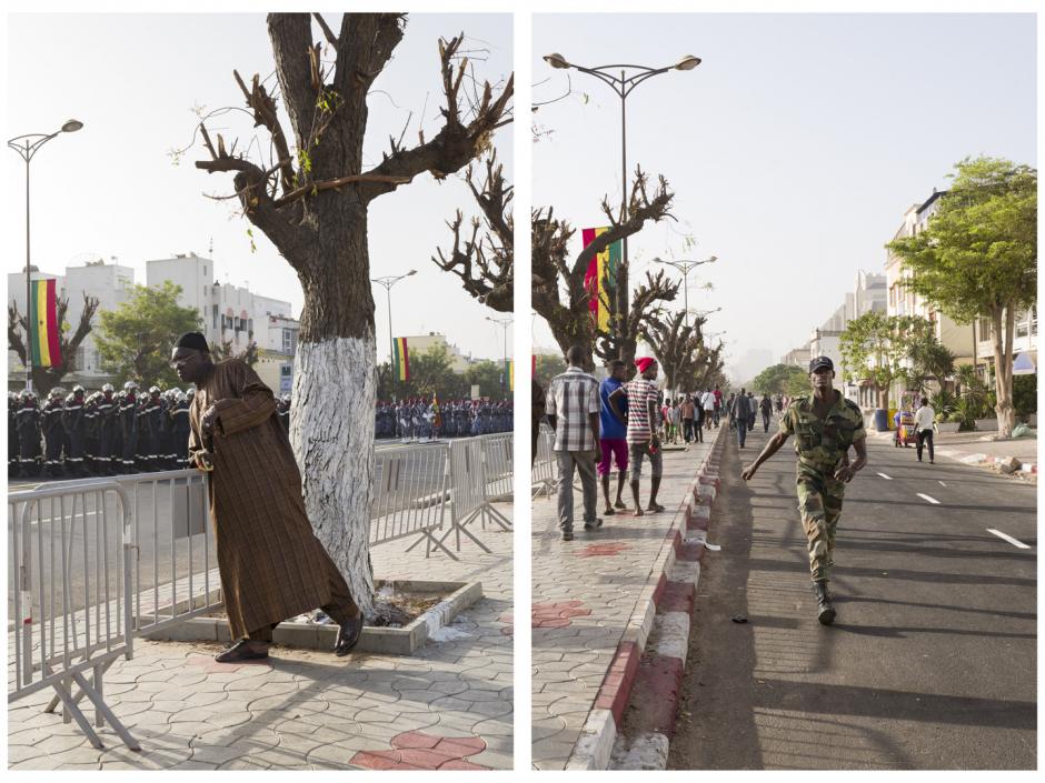 Senegal, Dakar, 2017GÈnÈral de Gaulle Boulevard.SÈnÈgal, Dakar, 2017Boulevard du GÈnÈral de Gaulle.Guy Tillim/ Agence VU