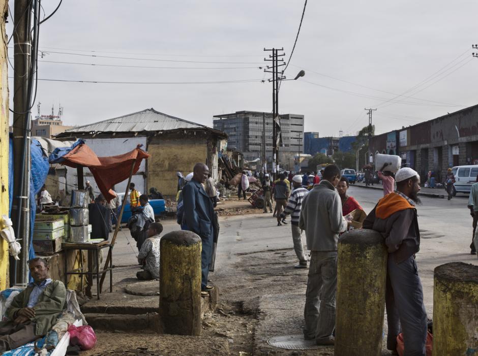 Ethiopia, Addis Ababa, 2 March 2015…thiopia, Addis Ababa, 2 mars 2015Guy Tillim / Agence VU