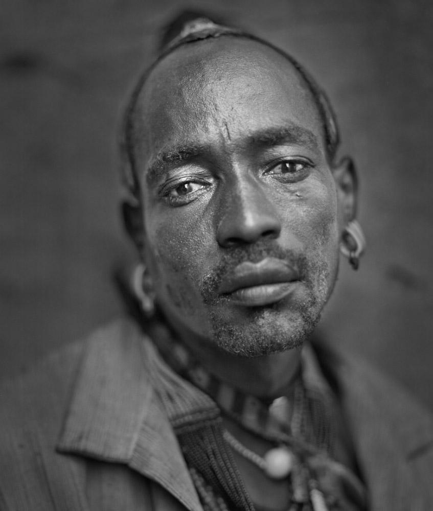 Ethiopia, Key Far, 2008 Benna People