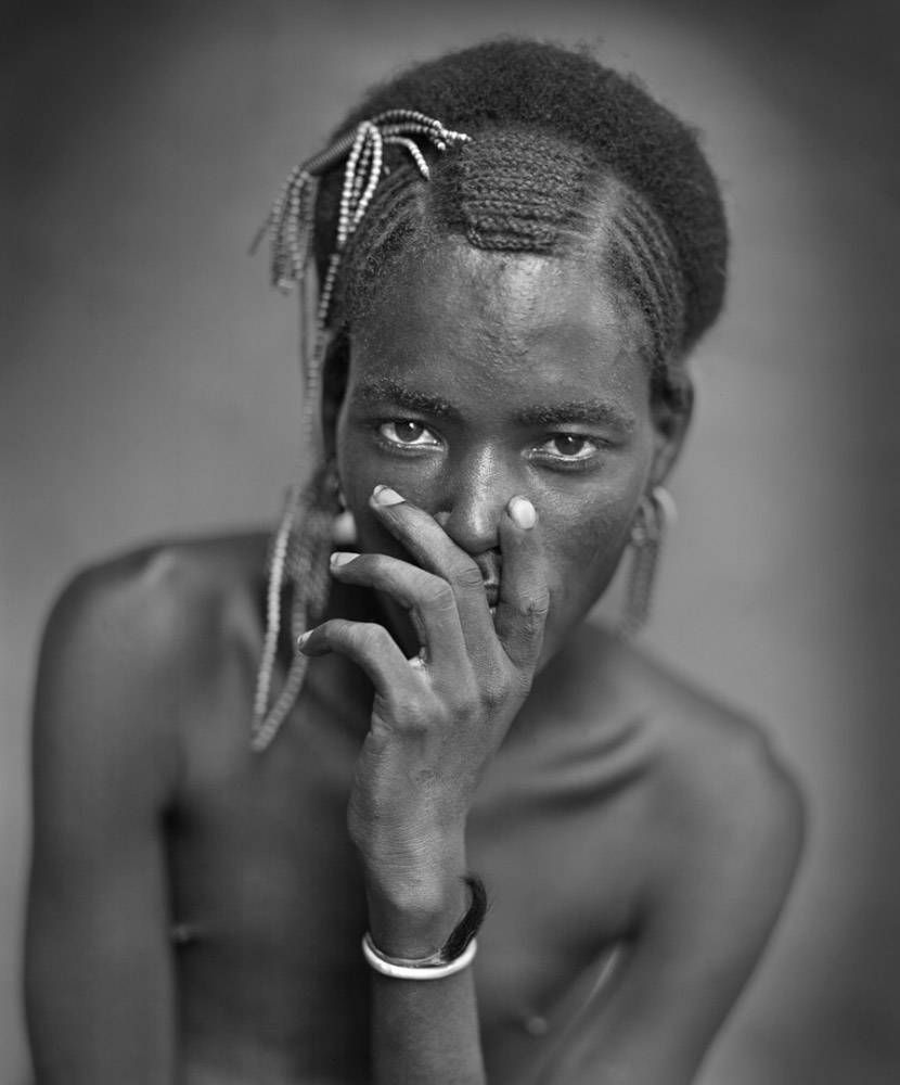 Ethiopia, Dimeka, 2005 Hamer people