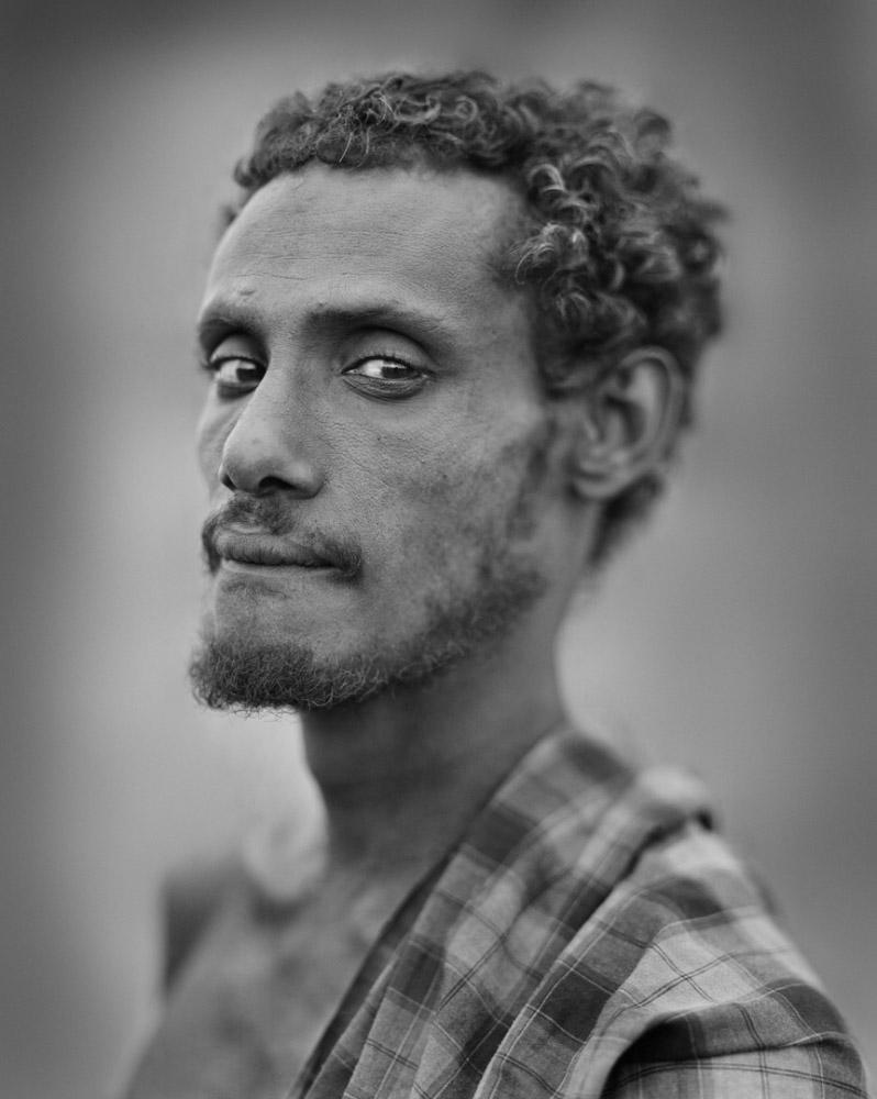 Ethiopia, 2008 Afar man