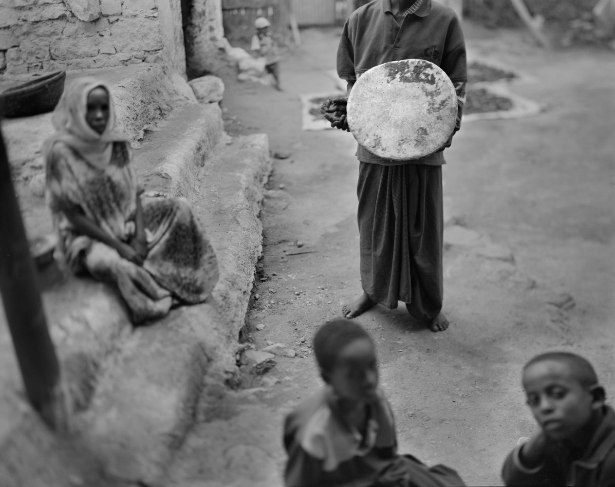 Ethiopia, 2005 Harar