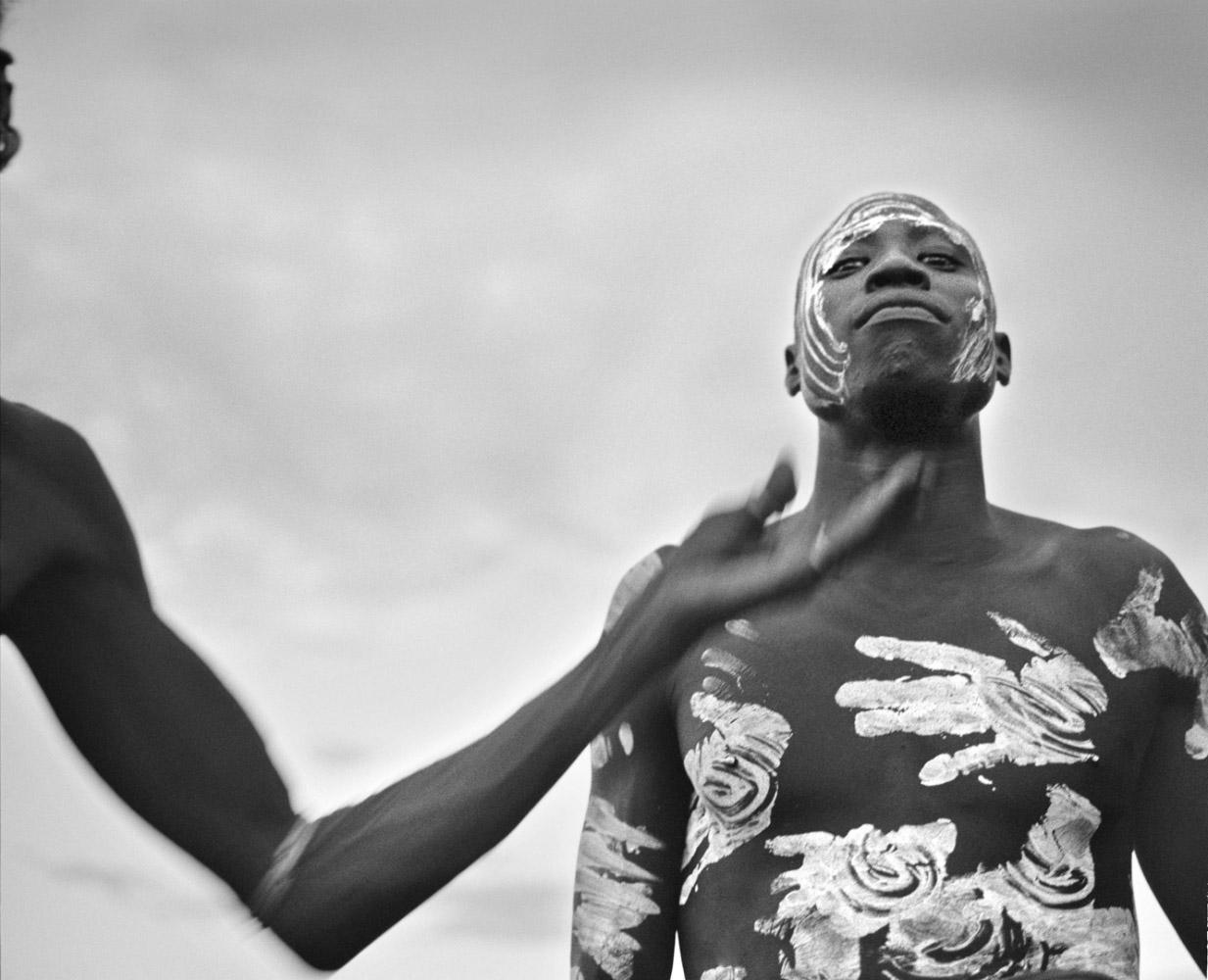 Ethiopia, Kolcho, 2005 Karo people
