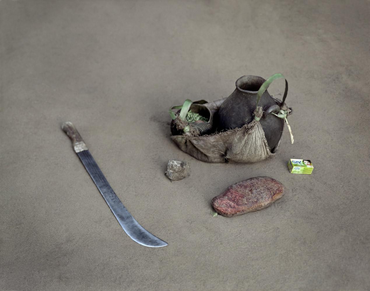 Ethiopia, Turmi, 2005 Camp Kaina