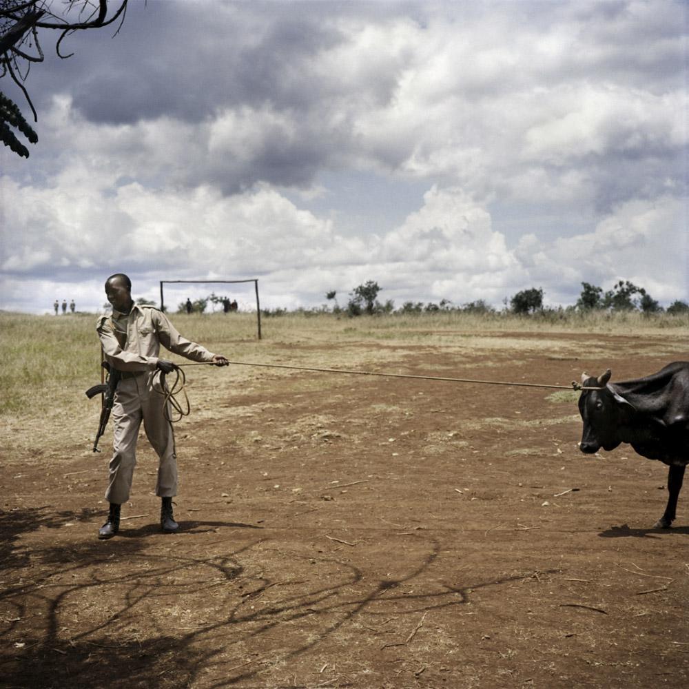 Ethiopia, Tulgit, 2005 Surma Territory