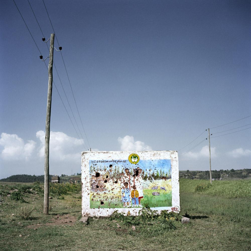 Ethiopia, 2005 Towards Debre Tabor